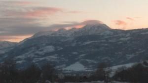 powmow sunset