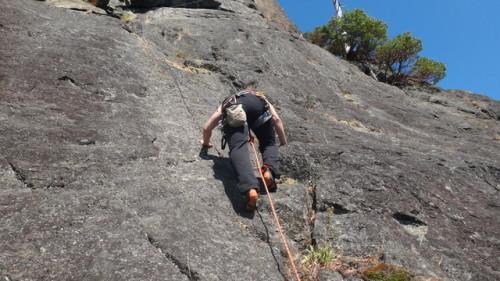 2013-08-03 Mt Erie Climbing 011