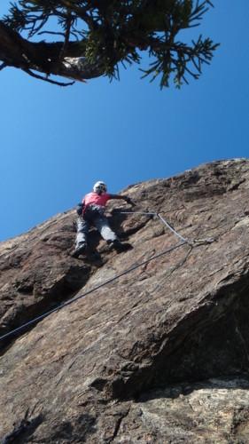 2013-08-03 Mt Erie Climbing 016