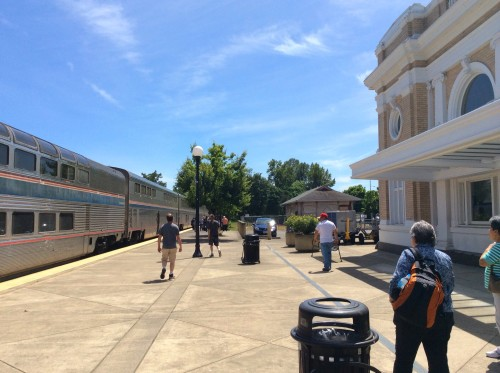Salem Amtrak Station
